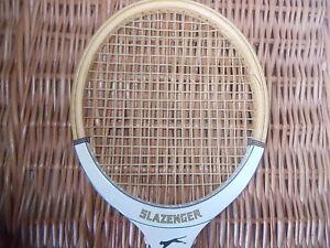 Vintage Slazenger Squash Racquet