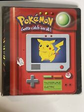 Vintage Pokemon Card Collection Binder Lot #2 1st Edition, Holo, Rares, Trainers