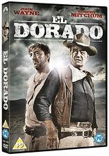 EL DORADO - DVD - REGION 2 UK