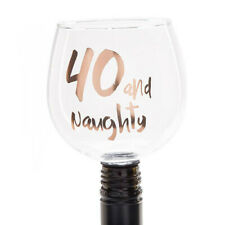 40 AND NAUGHTY Tipple Topper