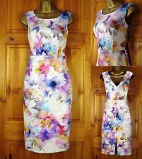 Monsoon Knee Length Wiggle, Pencil Floral Dresses for Women