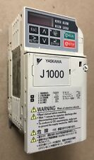 Yaskawa J1000 Cimr Ja2a0002baa Mini Frequency Ac Motor Drive 200with400w 3ph