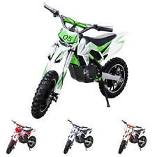 Kinder Crossbike Gazelle 500w Elektro Power Motocross Dirtbike Alu Drosselschl orange