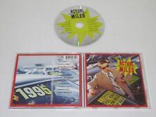 DON HENLEY/ACTUAL MILES/DE HENLEY GREATEST HITS(GEFFEN GED 24834) CD ÁLBUM