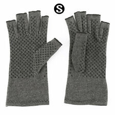 1 Pair Anti Arthritis Gloves Half-Hand Support Pain Relief Fingers Compression
