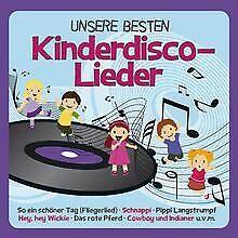 Unsere Besten Kinderdisco-Lieder von Familie Sonntag | CD | Zustand gut