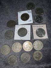 15-Old Hong Kong Coin Lot - One Dollar