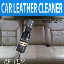 Ultimate Car Leather Cleaner Automobile Interior Seat Polish Wax Panel Dashboard