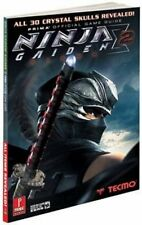 Ninja Gaiden Sigma 2 Prima Strategy Guide