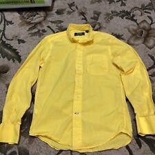 Opening Ceremony x Gitman Bros Mens Blue Cotton Oxford Shirt Small $195 Made USA