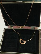 Authentic Cartier Heart de Cartier in Rosegold(18K-HL7424)