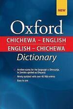 Chichewa-English/English-Chichewa Dictionary, Paperback; Paas, Steven.