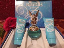 Damen Parfum, FAIRYTALES CRYSTALS  Geschenkset 3 Teilig ,Neu mit Etikett 🌹👜