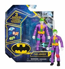 "Spin Master DC Comics Batman 4"" Action Figures Collection (6055946)"