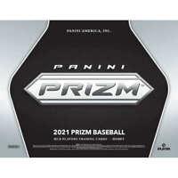 2021 Panini Prizm Baseball Hobby box GROUP BREAK(each spot gets 1 team) mlb