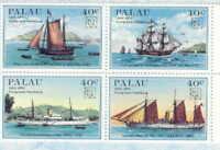 PALAU Stamps Unused.