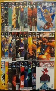 Harbinger Vol.2 - Complete Series Issues 0-25 - Valiant + Extras Harbinger Files
