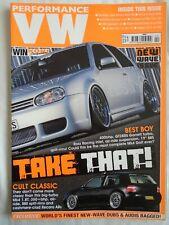 Performance VW Feb 2007 Golf MK4, MK4 1.8T, A4 Cabrio, MK4 Polo 1.4 16v
