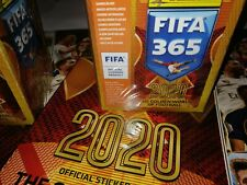 FIFA 365 PANINI  2020 STICKERS 1 BOX 50 PACKS 250STICKERS SERBIAN /SLOVENIAN EDT