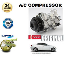 FOR LEXUS IS200D IS220d IS250 2005 > AC AIR CONDITIONING COMPRESSOR 88320-3A300