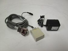 Omron V700-HMD11 Inductive RFID Tag Reader Writer w/ 120VAC Power Supply RS-232C