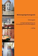 Wohnungseigentumsgesetz Taschenbuch Deutsch 2020