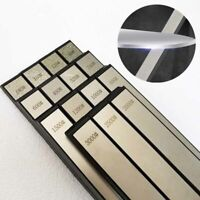 80-3000 Grit Kitchen Scissor Razor Knife Sharpener Diamond Angle Whetstone Tool