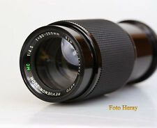 Revuenon 80-200 mm lente de zoom Pentax K bayoneta 9637
