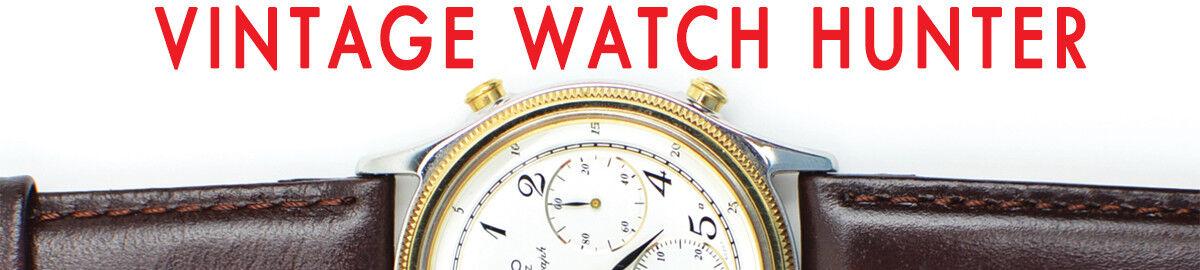 Vintage Watch Hunter