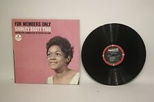 Shirley Scott- For Members Only- Vinyl LP- A-51- B660