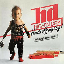 HIGH'N DRY Hands Off My Toy! CD 163304