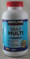 jlim410: Kirkland Signatures Daily Multi Vitamins, 500 tablets cod/paypal