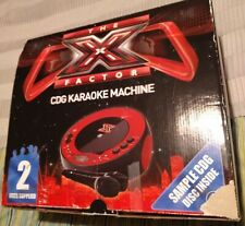 X Factor Karaoke Machine