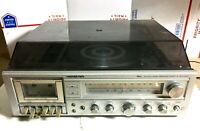 Vintage Soundesign 6608 Stereo | Cassette, Record Player, AM/FM Radio Tuner