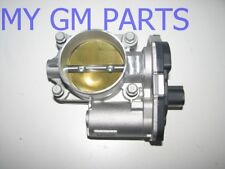 NEW THROTTLE BODY WITH ACTUATOR  FOR 2.4 GM FITS MANY DIFFERENT MODELS  12631186