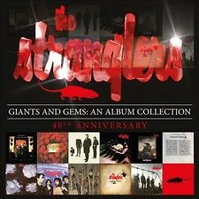 THE STRANGLERS - GIANTS AND GEMS: AN ALBUM COLLECTION [PA] (NEW CD)