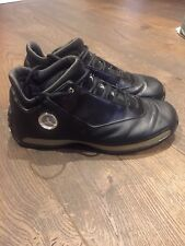 huge discount 8f0e3 d13a5 Nike Air Jordan Basso XVIII 18 Scarpe Da Ginnastica Nero Taglia 11 buone  condizioni prezzo consigliato