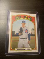 2021 Topps Heritage - Anthony Rizzo - #175 Error Variation SSP CUBS