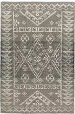 Dash & Albert Arelli Hand Knotted Wool Viscose Rug 2x3 ft.