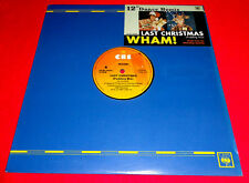 "PHILIPPINES:WHAM! - Last Christmas (Pudding Mix),12"" EP/LP,RARE!GEORGE MICHAEL"