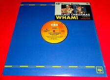 "PHILIPPINES:WHAM! - Last Christmas (Pudding Mix),12"" EP/LP,RARE!GEORGE MICHAEL"