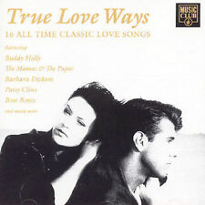 Various Artists True Love Ways [Music Club] (CD, Aug-1993, Music Club Records