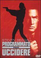 Dvd **PROGRAMMATO PER UCCIDERE** con Steven Seagal nuovo 1990