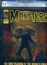 Famous Monsters of Filmland #251 CGC 9.8 NM/MINT Stout Cover RARE