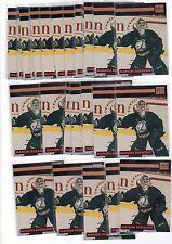 1X MANON RHEAUME 1993 Pocket Pages ROOKIE SAMPLE MINT Bulk Lot Available PROMO $