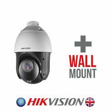 Hikvision DS-2DE4215IW-DE 2MP 1080P 15X Zoom CCTV HD IP PTZ Camera + Wall Mount