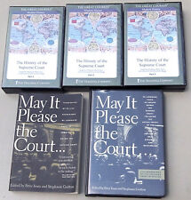 24 Hours Supreme Court History, 23 Oral Arguments Landmark Cases Kavanaugh next?