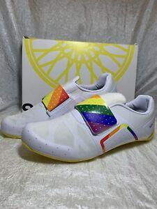 Soul Cycle  LGBT Shoe  Unisex Size EU-44 US Men's Size-10 Women's Size-11