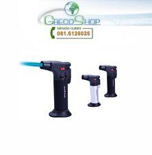 Torcia/Minitorcia/Bruciatore a gas ricaricabile con base ventosa