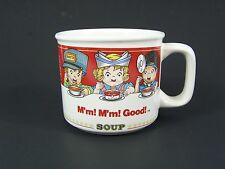 Campbell's 1993 Vintage Westwood Ceramic Soup Mug  Collectible